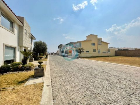 lote de terreno en venta en residencial rancho el meson calimaya
