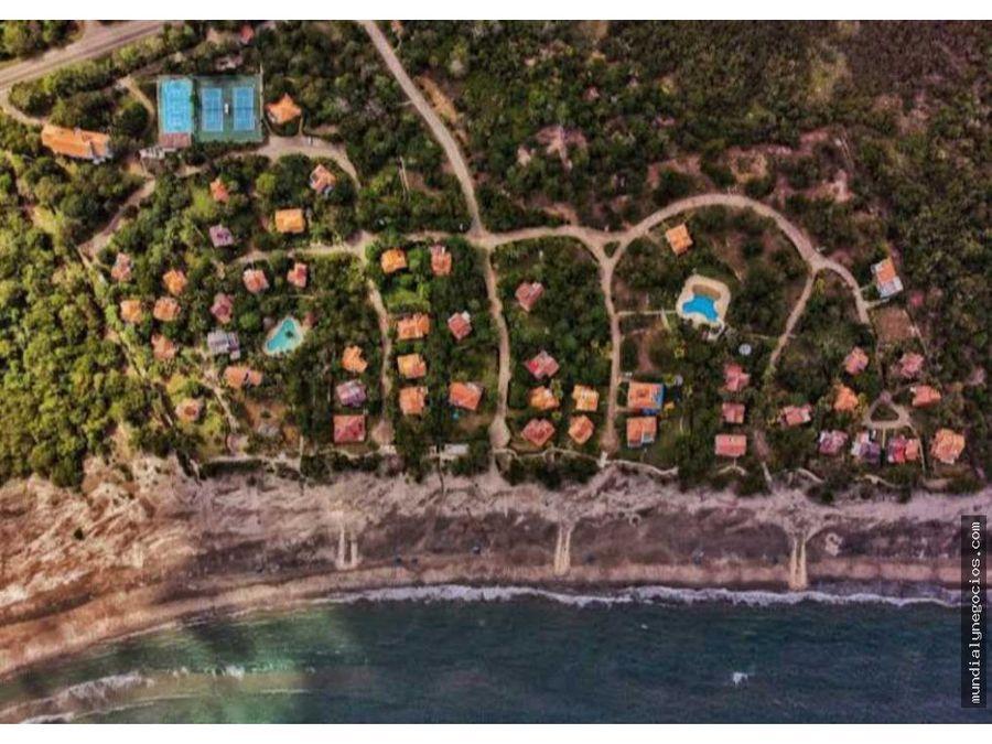 lote en santa catalina frente al condominio islarena cerca al mar