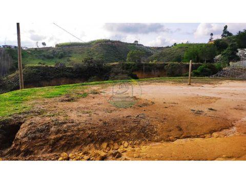 lote hermoso con aguas de a 18 minutos de la autopista medellin bog