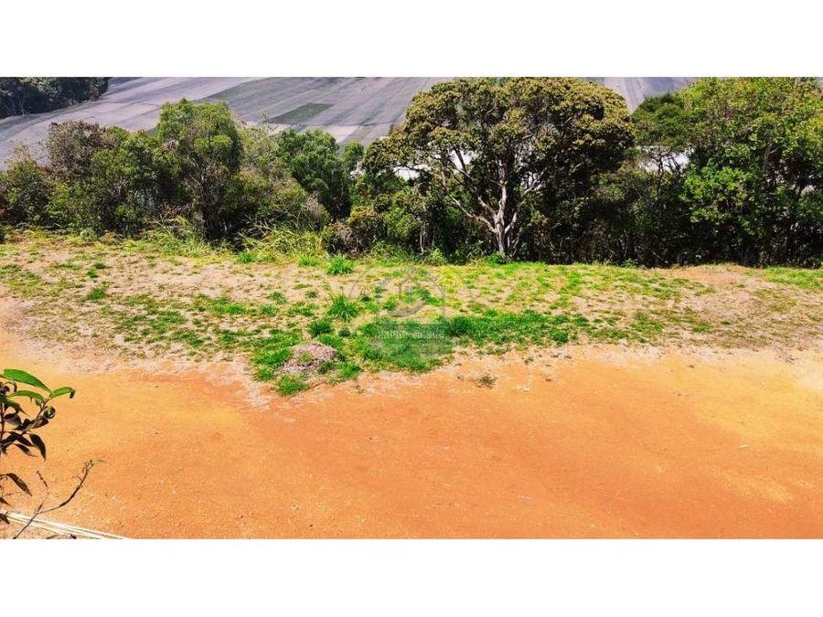 lote hermoso con bosque nativos y aguas de nacimientos en carmen ant