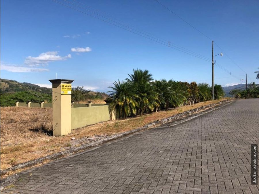 lote residencial de lujo 1396m2 en 55 millones