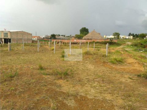 lote venta sector aldea popayan