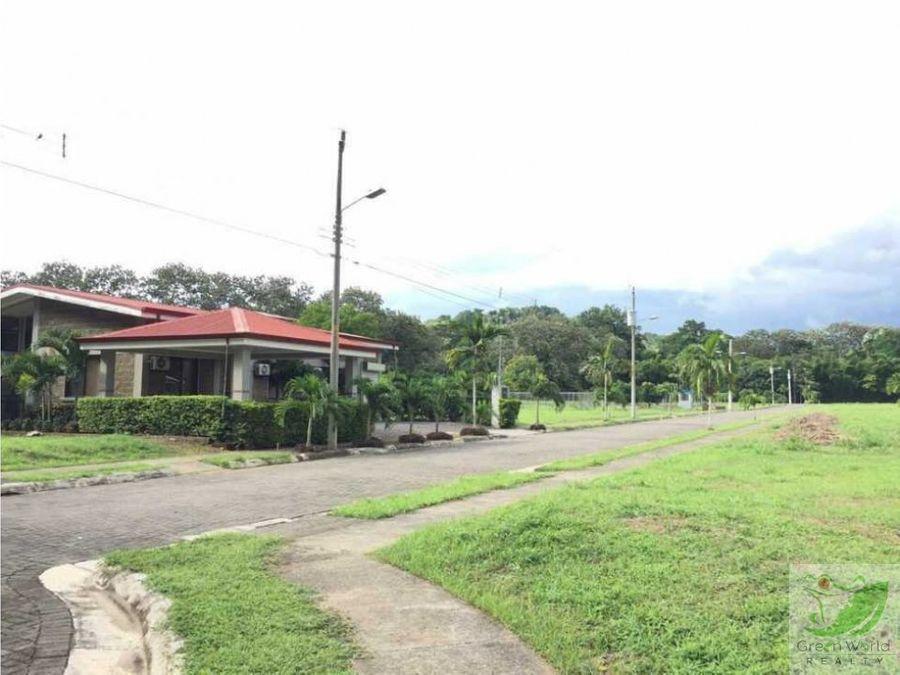 lotes disponibles condominio villaverde punta leona
