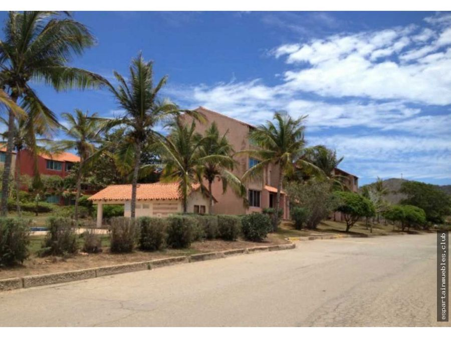 puerto real manzanillo apartamento cerca del mar margarita