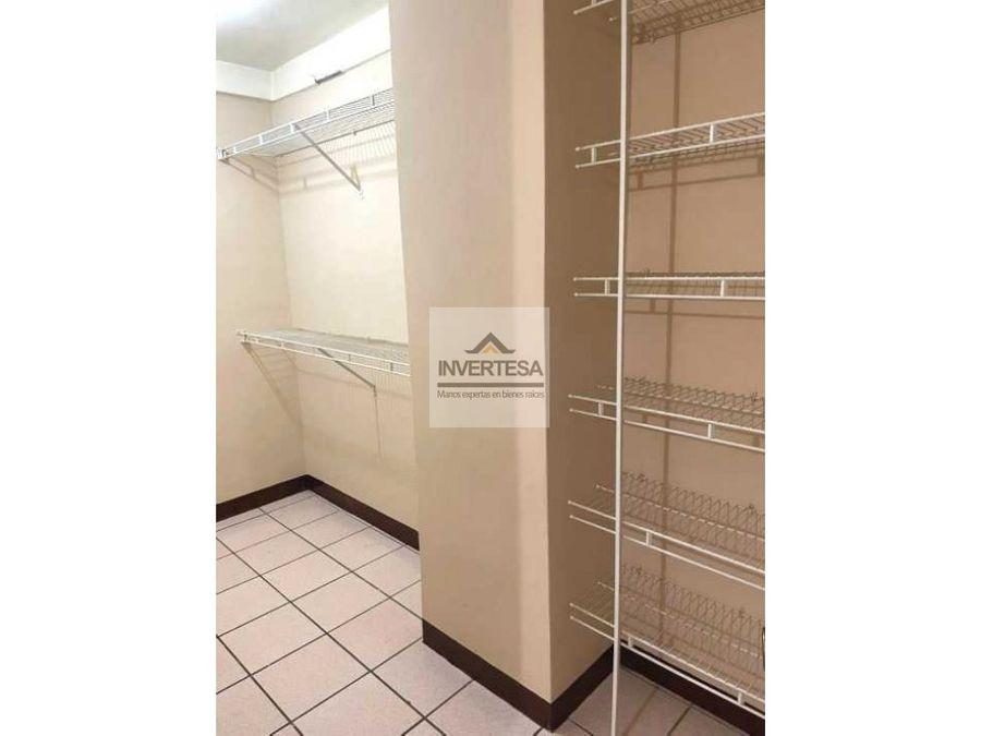 palos altos suites zona 7 alquilo apartamento