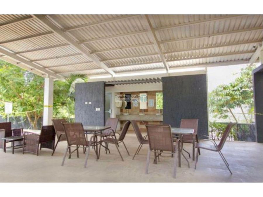 casa moderna para alquiler con linea blanca y venta en condominio