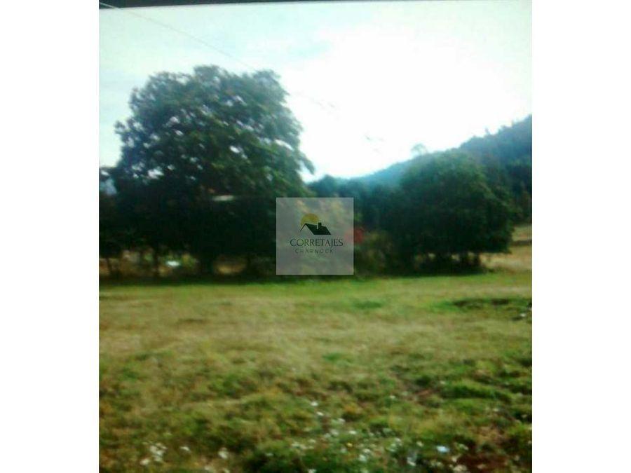parcela con casa sector camino licanray