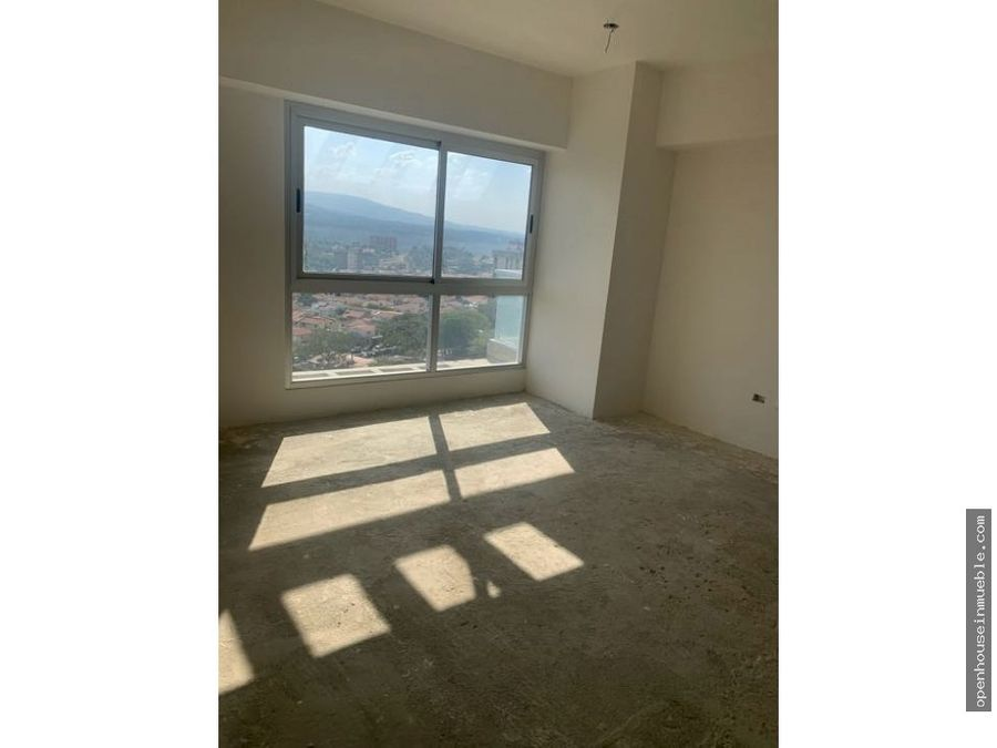 pedregal 0240 apartamento nuevo vista al valle