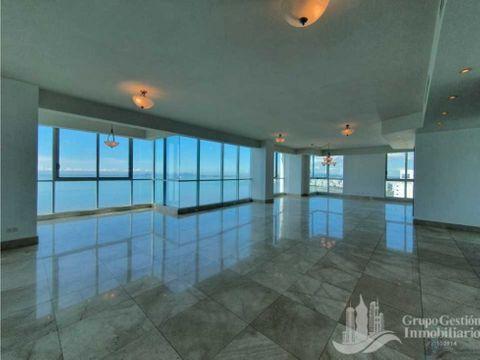 penthouse 4rec en costa del este frente al mar 500m2