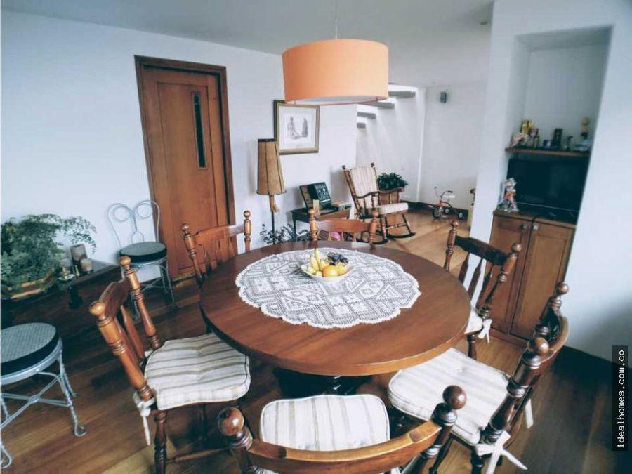 apartamento venta rosales ph duplex bogota t