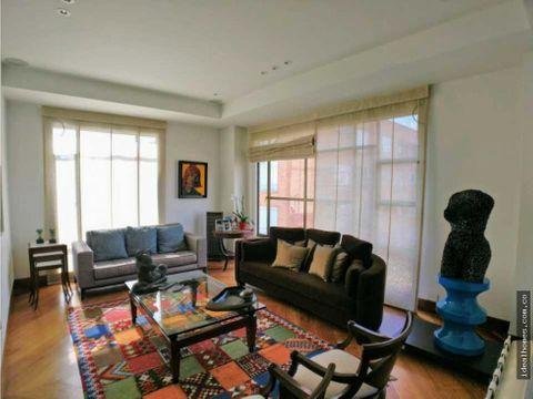 apartamento arriendo chico navarra ph duplex terraza bogota