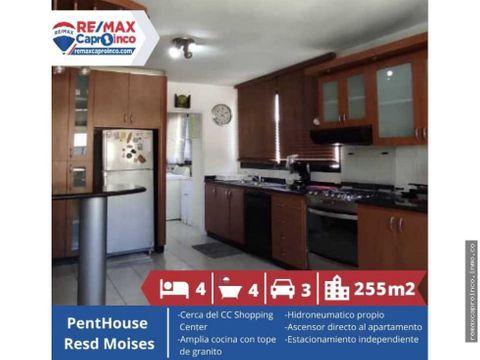 penthouse en venta urbanizacion prebo