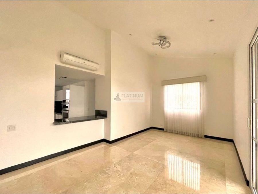 penthouse en venta en el aguacatal oeste fd
