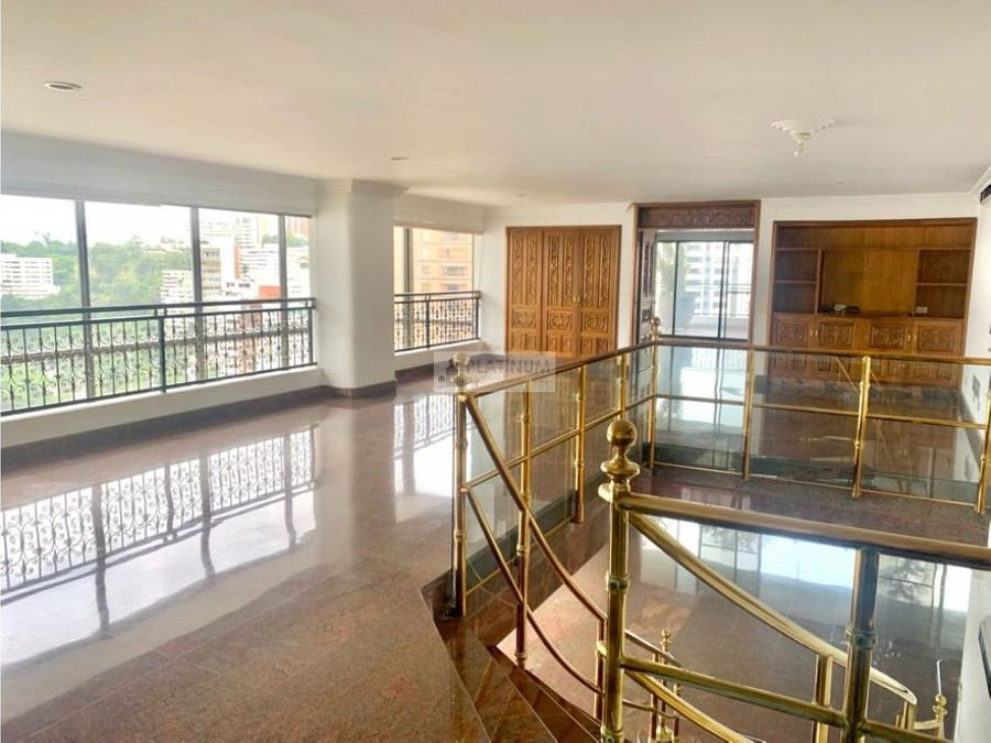 apartamento pent house en venta en normandia cali