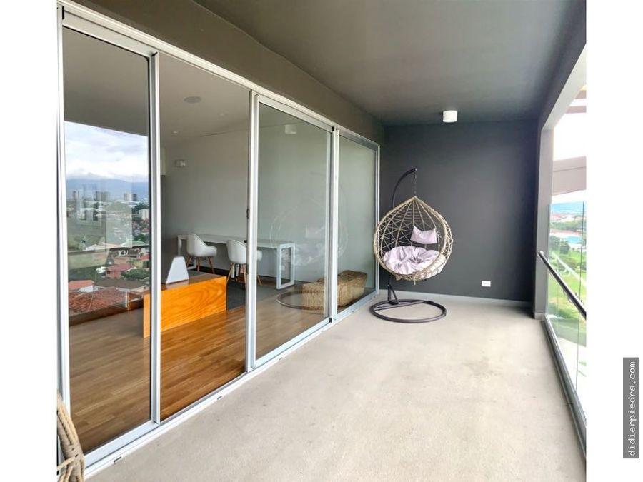 penthouse en venta escazu