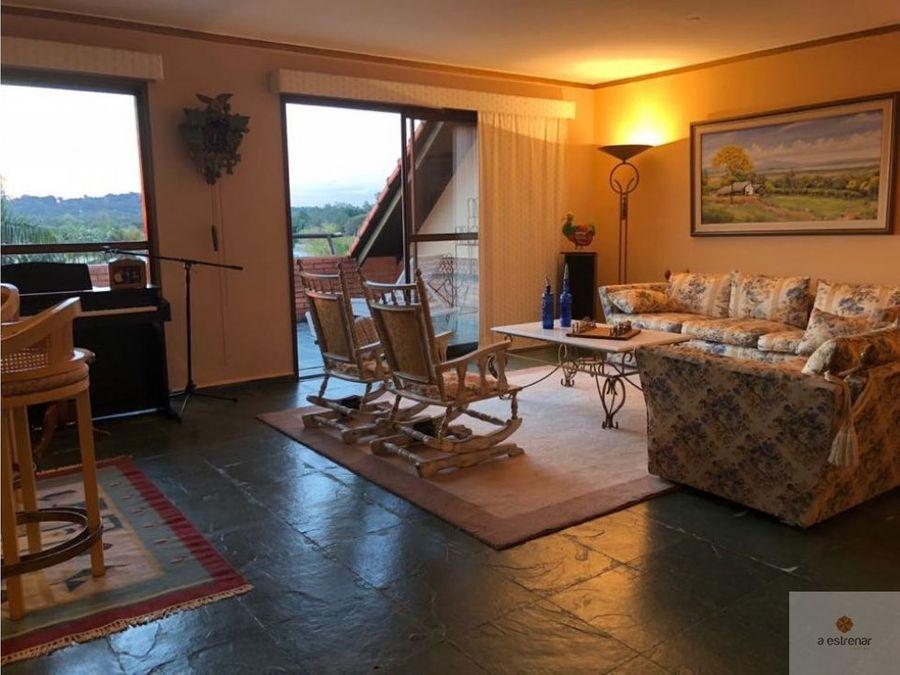 penthouse en san bernardino en venta