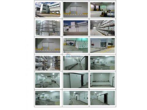 se vende planta industrialcongelados 2580m2 guatire