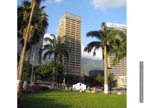 plaza venezuela oficina en venta cd 20 004