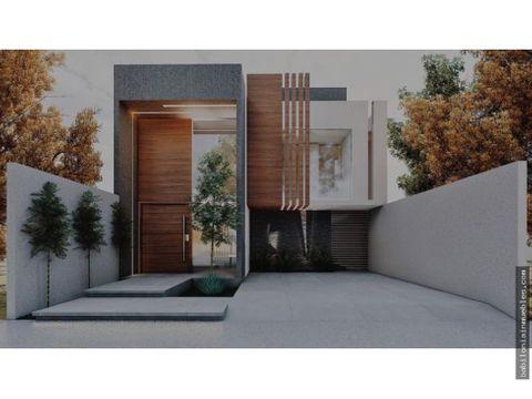 pre venta de casa residencial en puerta de hierro