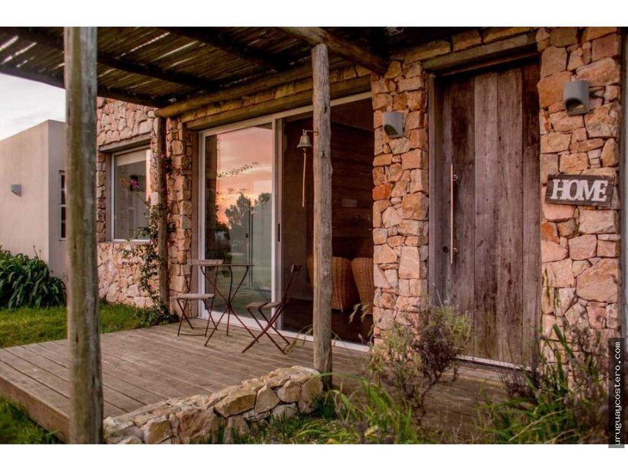 preciosa casa en venta en barrio privado