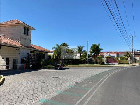 precioso terreno en venta residencial san angel zona atlixcayotl