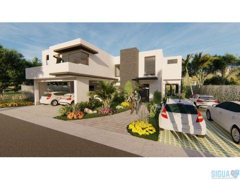 pre venta casa en planos casa y campo
