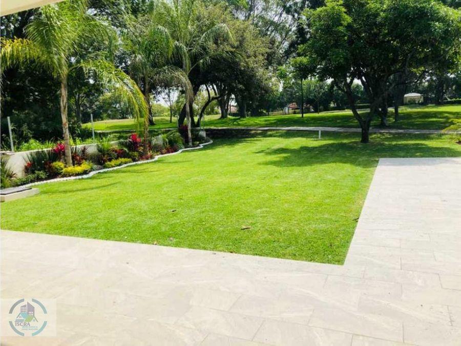 pre venta residencia a campo de golf
