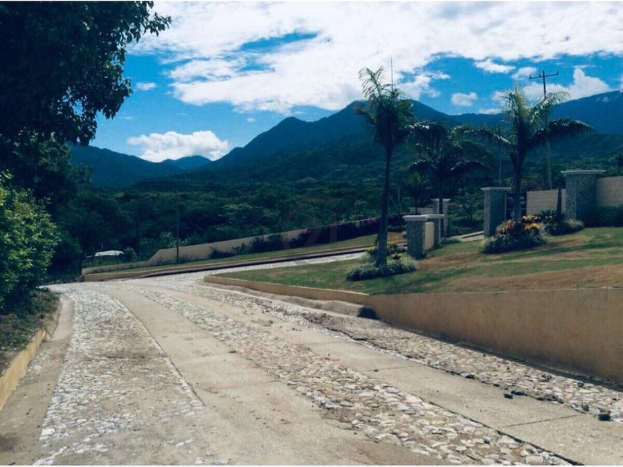 se vende lote 830 mt2 en cj con rio bonda santa marta colombia
