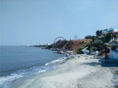 lote 573 mt2 en cj frente al mar en alcatraces