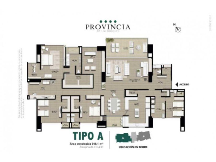 provincia de los bosques apartamenos de entrega inmediata antioquia
