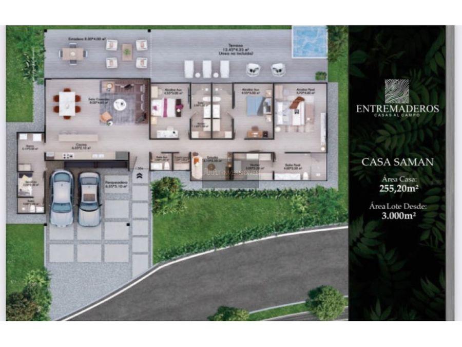 proyecto casas campestres circasia quindio