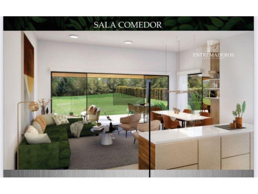 proyecto casas campestres entre maderos circasia quindio