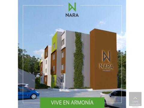 proyecto de apartamentos en planos nara