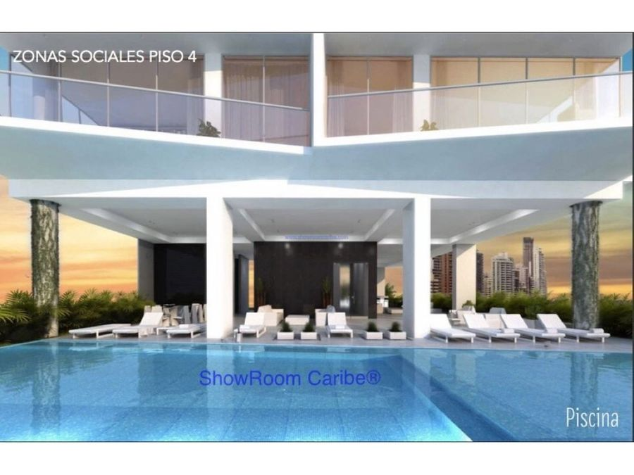 proyecto icon bay castillogrande cartagena