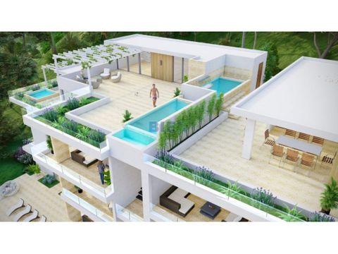 proyecto residencial turistico en las terrenas