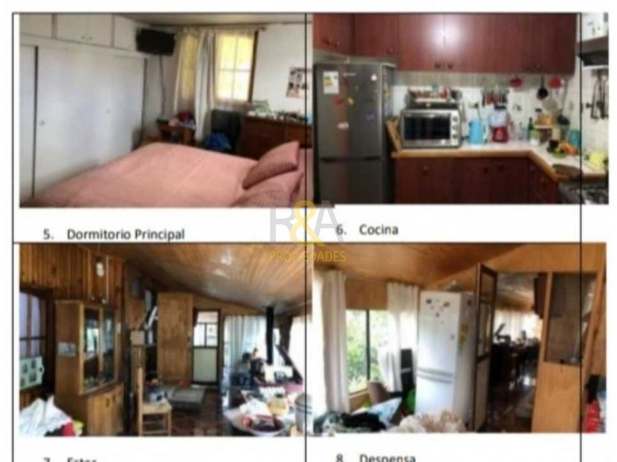 rya propiedades vende parcela 5000mtr2 con casa