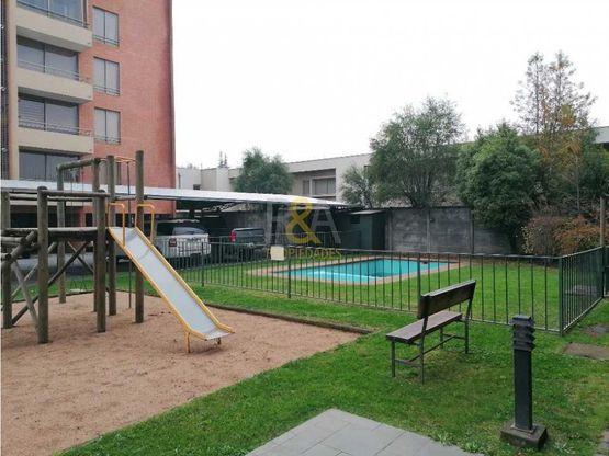rya propiedades arrienda departamento sector plaza pinto