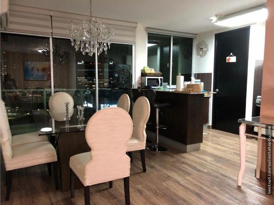 renovado y acogedor apartamento green bay costa del este
