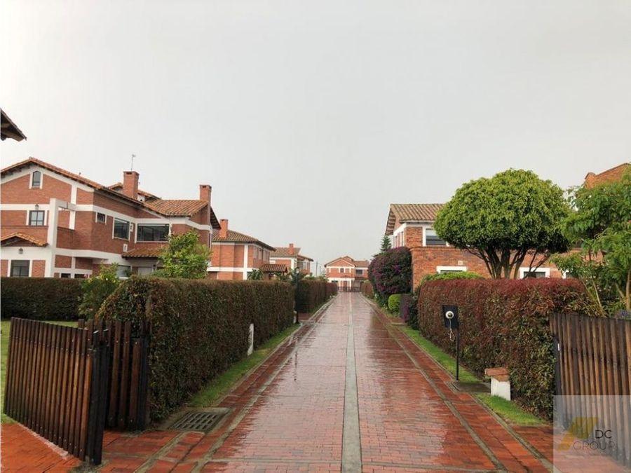 rento linda casa campestre zona verde