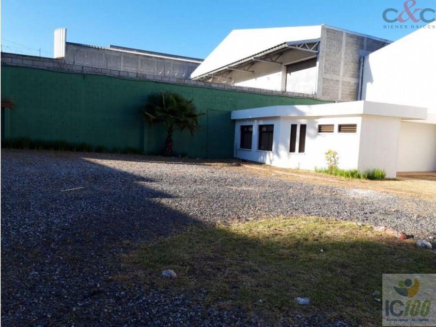 renta ofibodega granjas de san cristobal guatemala