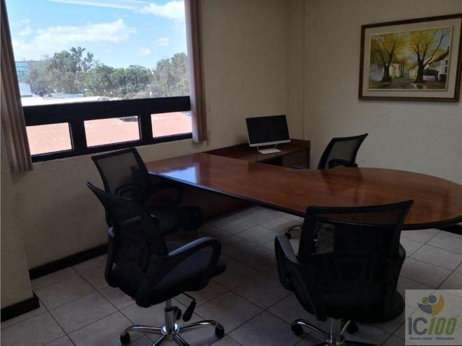 renta oficina torre de cristal zona 9 guatemala
