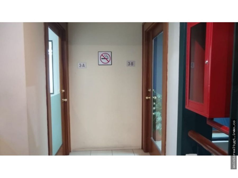 renta oficina tabicada zona 14
