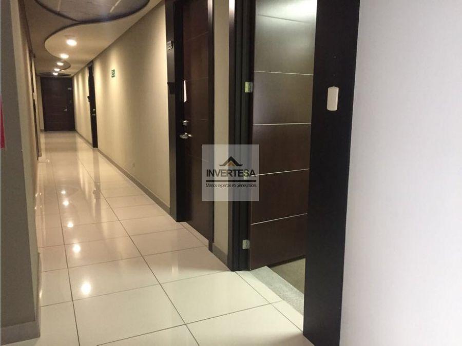 renta oficina zona 10 edificio design center
