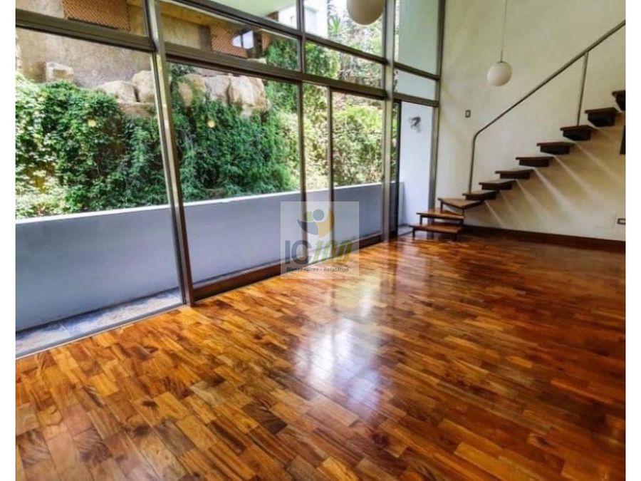 renta apartamento amenti lofts zona 15 guatemala
