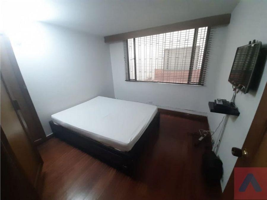 renta apartamento chico navarra 104m2 3 alcobas 3 banos estudio