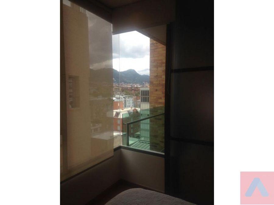 renta apartamento chico amoblado 1 alcoba 2 banos balcon 2 parqu