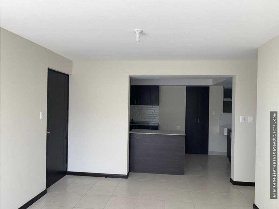 renta apartamento condado naranjo zona 11