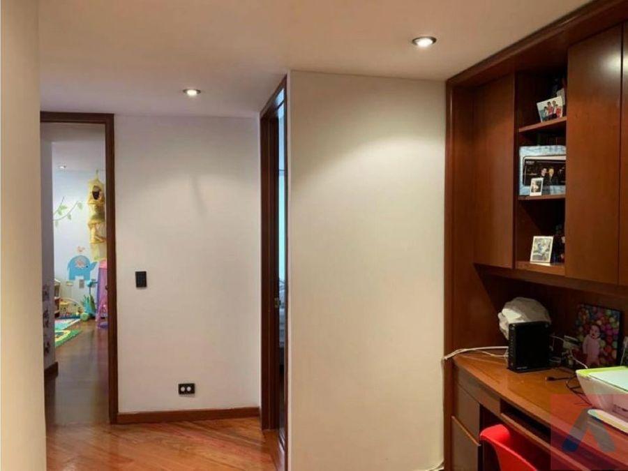 renta apartamento en nogal 140 m2 3 alcobas 2 banos
