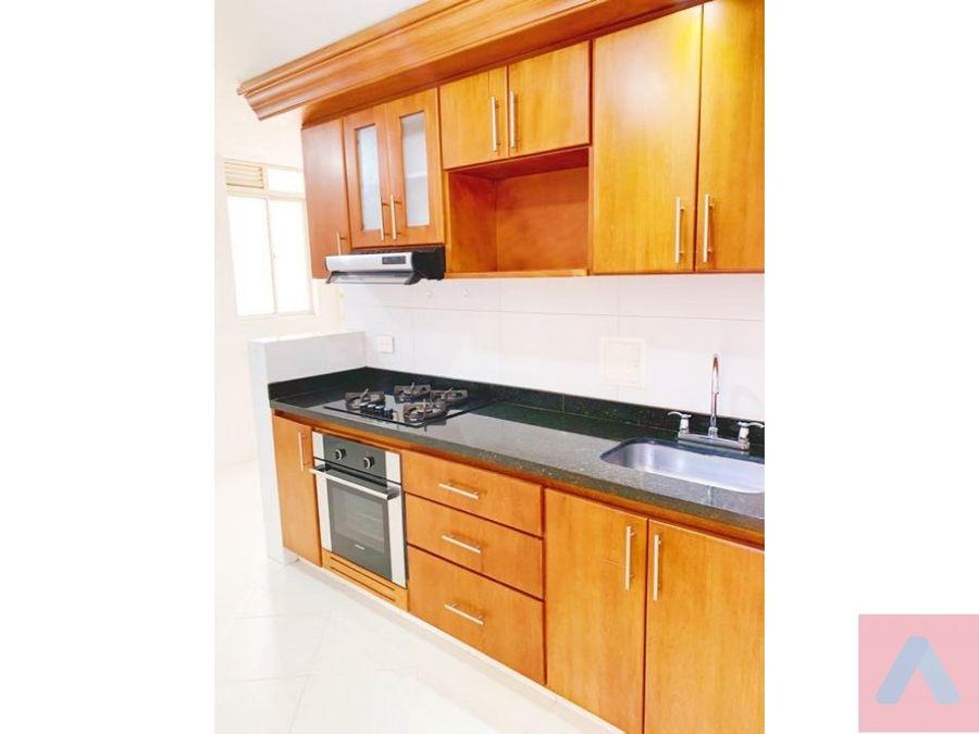 renta apartamento en santa barbara de 100 m2 3 habitaciones 3 banos