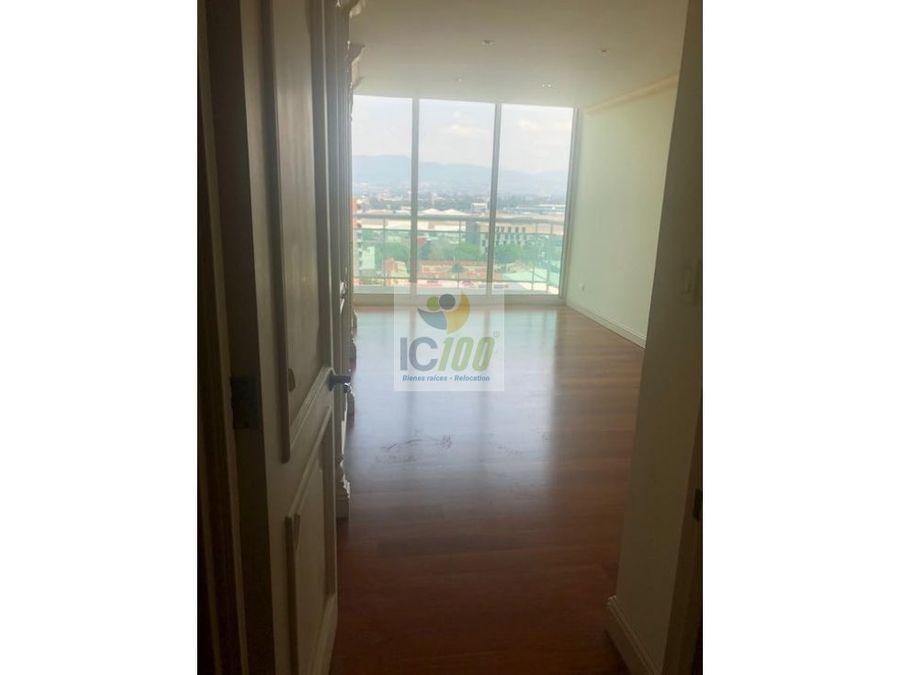 renta apartamento villa risho zona 14 guatemala